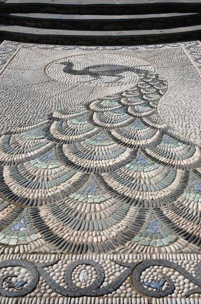 Mosaic Patio 56